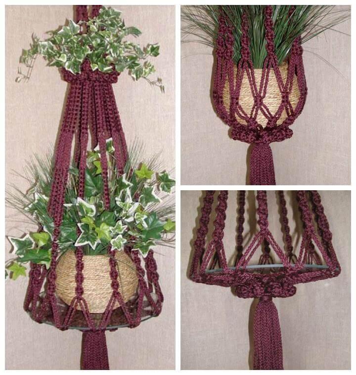 25 Diy Plant Hangers With Full Tutorials Diy Crafts