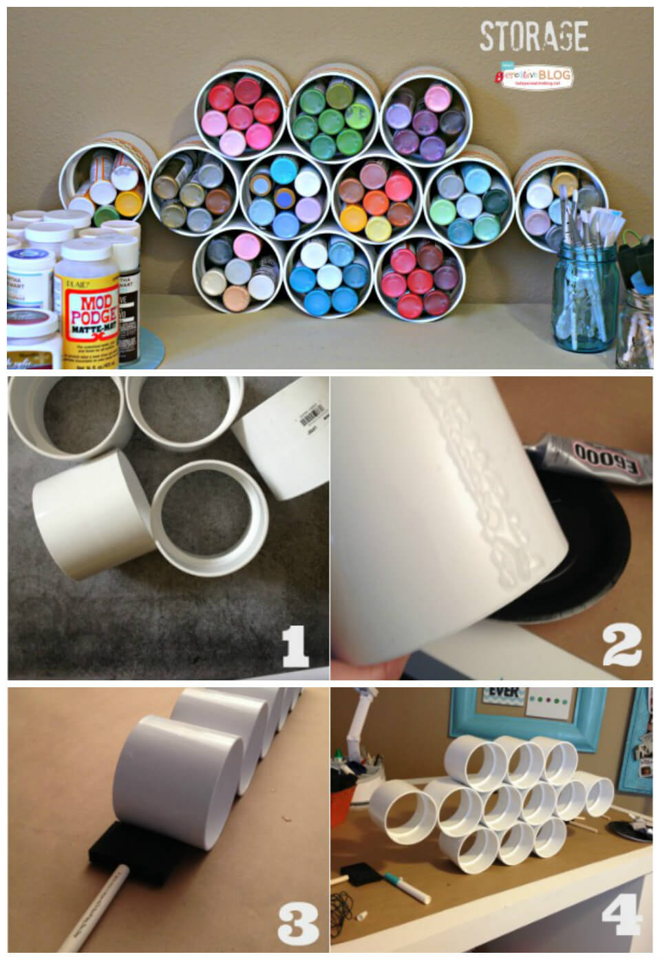 pvc pipe craft ideas 48 diy projects out of pvc pipe you should make diy amp crafts 5302