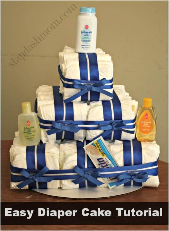 82 Diaper Cake Ideas That Are Easy to Make - Page 3 of 5 ...