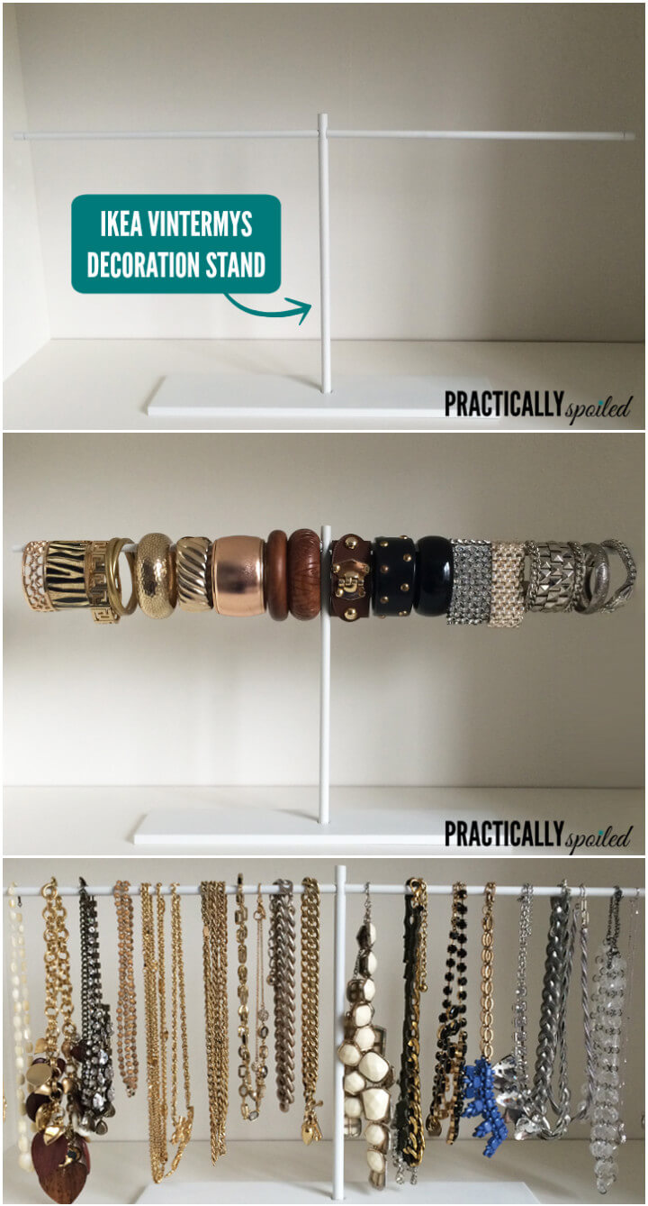 100 Diy Jewelry Organizers Amp Storage Ideas Full