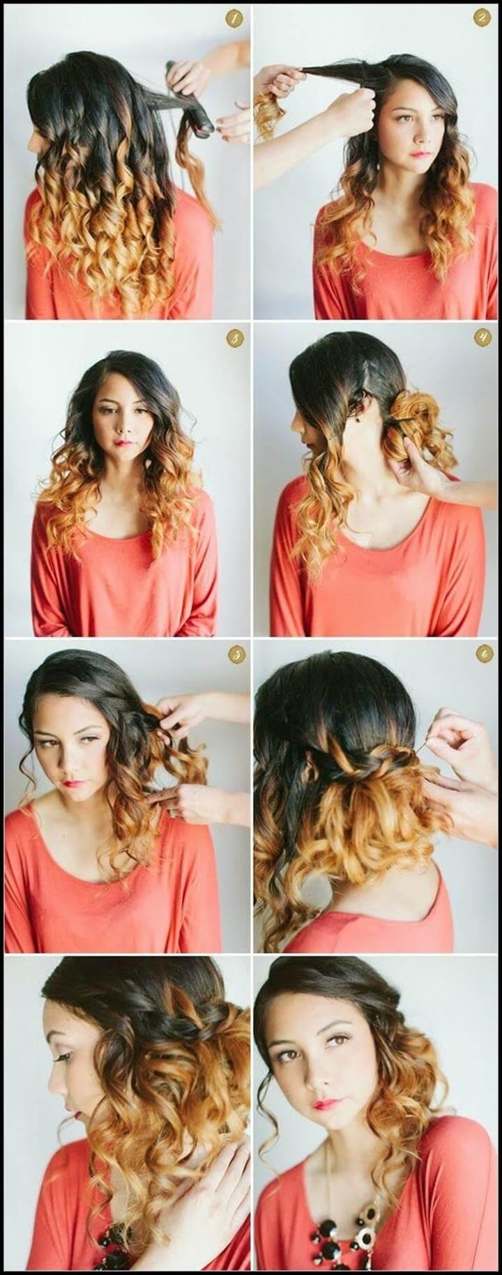 25 Diy Hairstyles You Can Do With These Step By Step