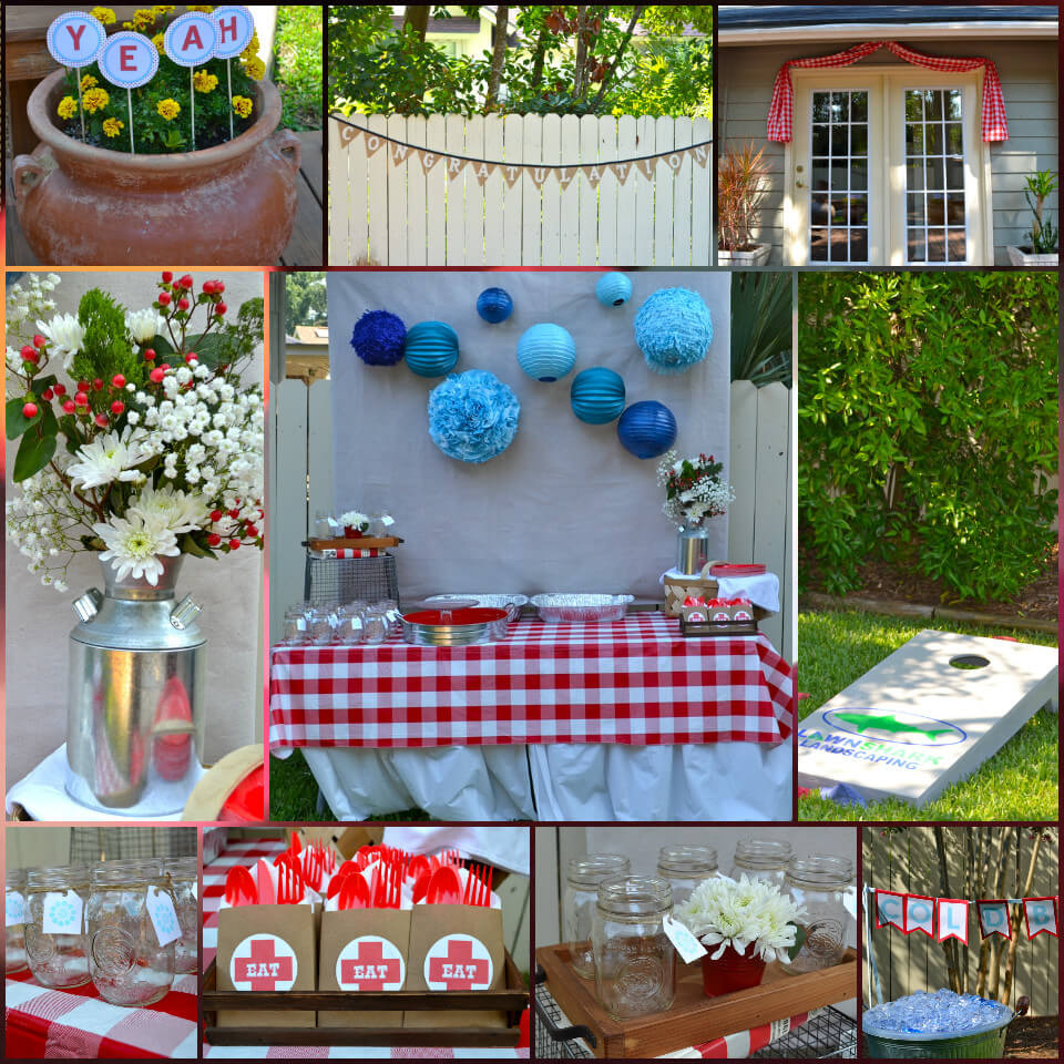 Diy graduation party ideas decorations page of