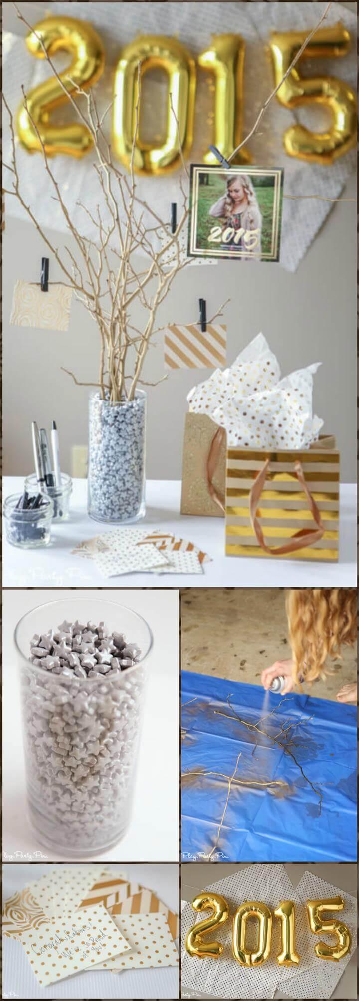 50 Diy Graduation Party Ideas Decorations Page 3 Of 4