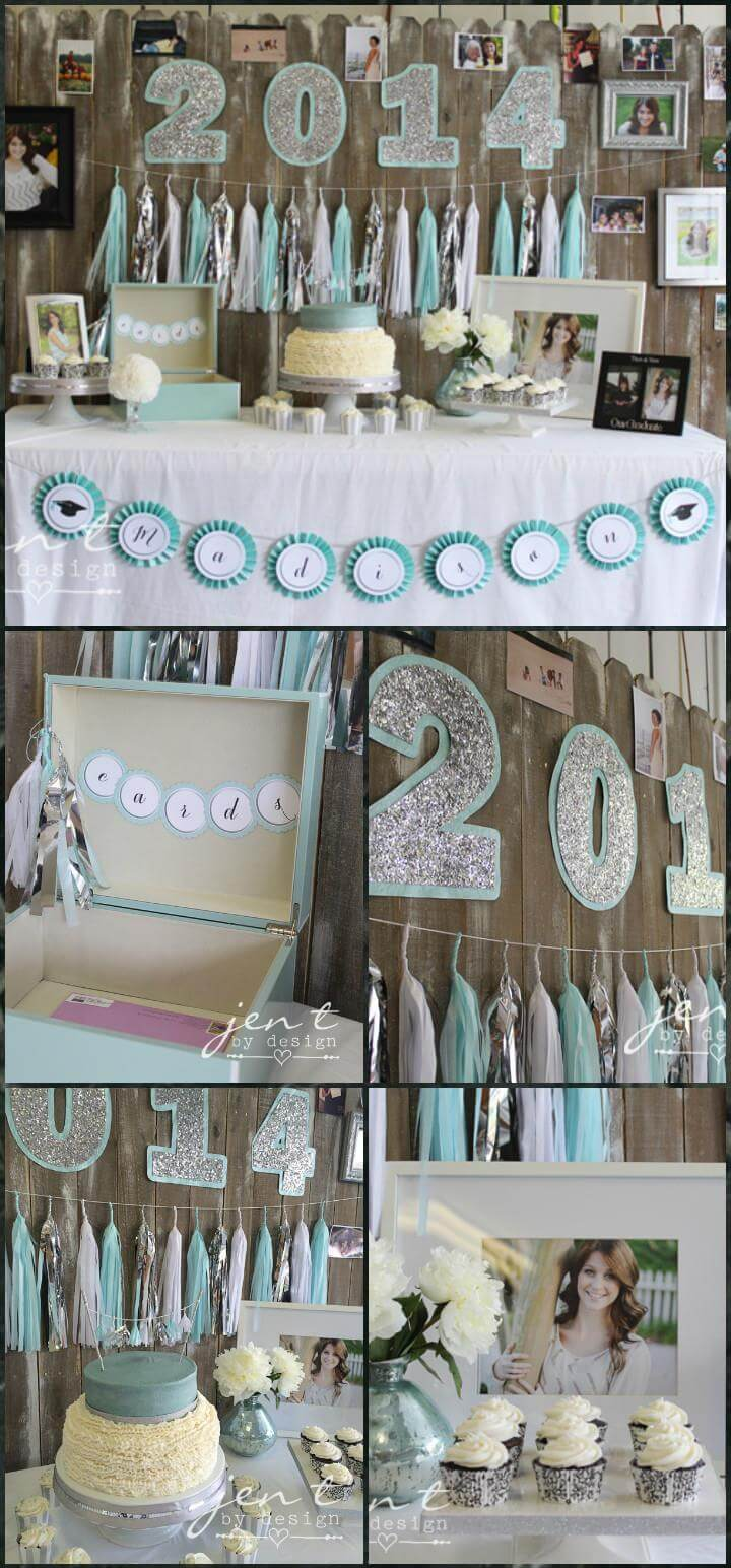 50+ DIY Graduation Party Ideas & Decorations - Page 2 of 4 ...