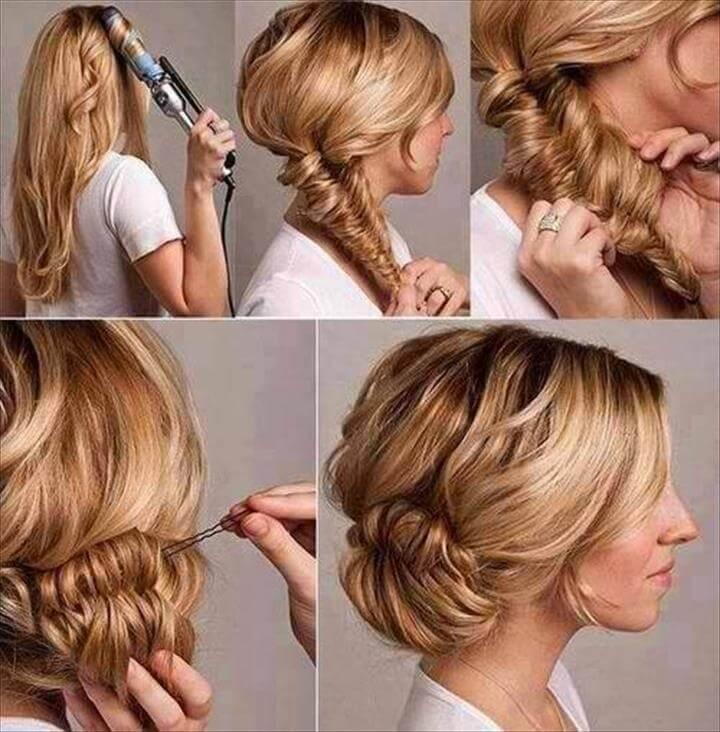 beautiful twist hairstyle