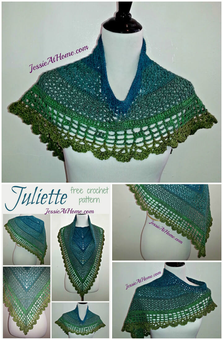 100 Free Crochet Shawl Patterns Free Crochet Patterns