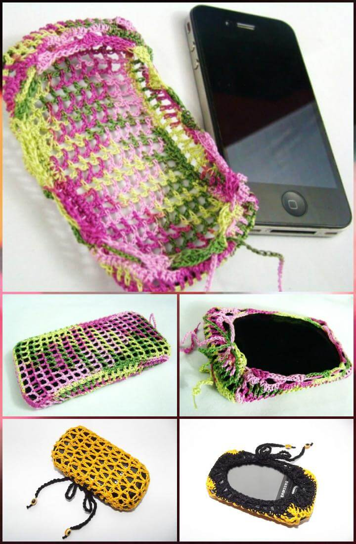 50 Free Crochet Phone Case Patterns Page 2 Of 5 Diy
