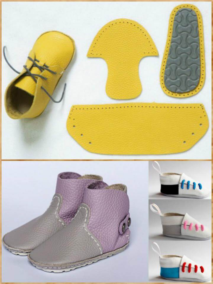 easy baby shoes free patterns and tutorials
