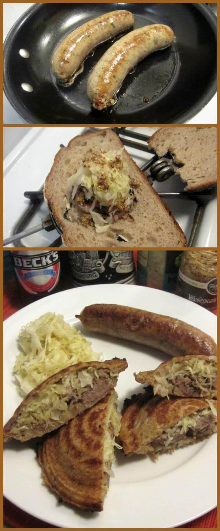 easy pie iron oktoberfest toas-tite