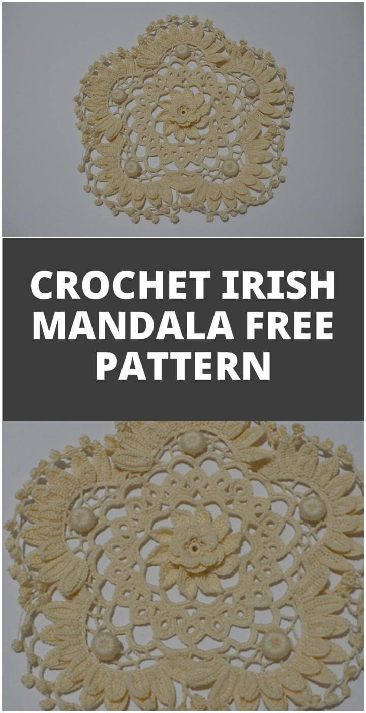 60 free crochet mandala patterns page 9 of 12 diy amp crafts