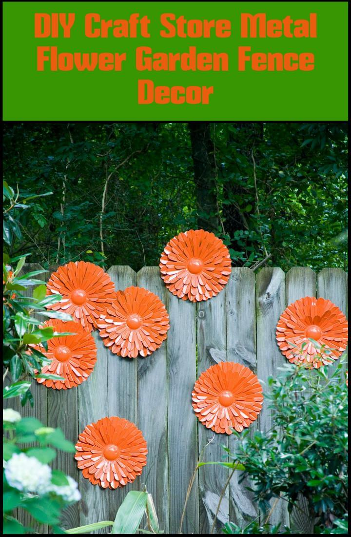 25 Diy Fence Decorating Ideas Projects Page 2 Of 5