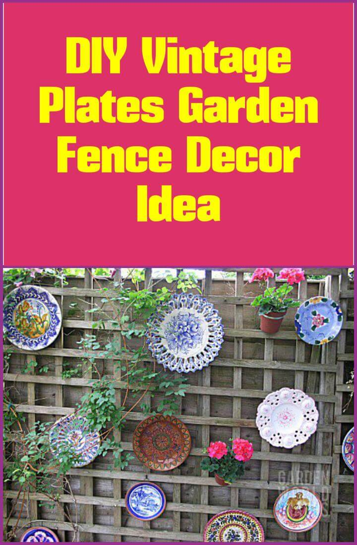 25 Diy Fence Decorating Ideas Amp Projects Page 5 Of 5