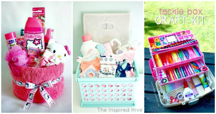 DIY Gift Basket Ideas - DIY Gifts