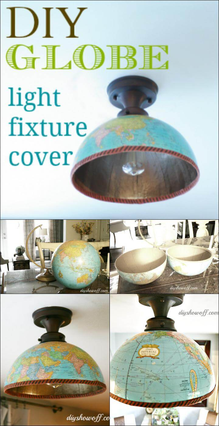 100 DIY Pendant Light Projects To Make Your Home