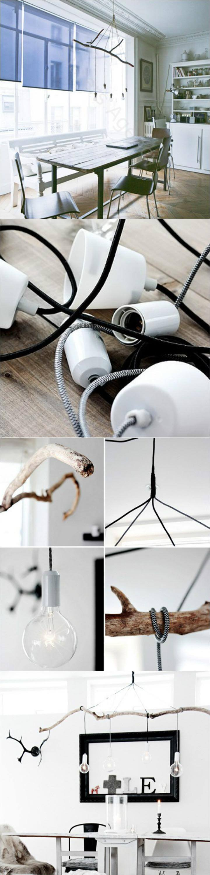 100 DIY Pendant Light Projects To Make Your Home Decoration Easy