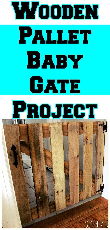 30 Best Diy Baby Gate Tutorials On Cheap Budget Diy Crafts