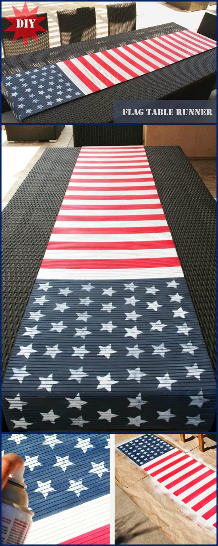 30 diy 4th of july decorations patriotic diy fourth of for American flag decoration ideas