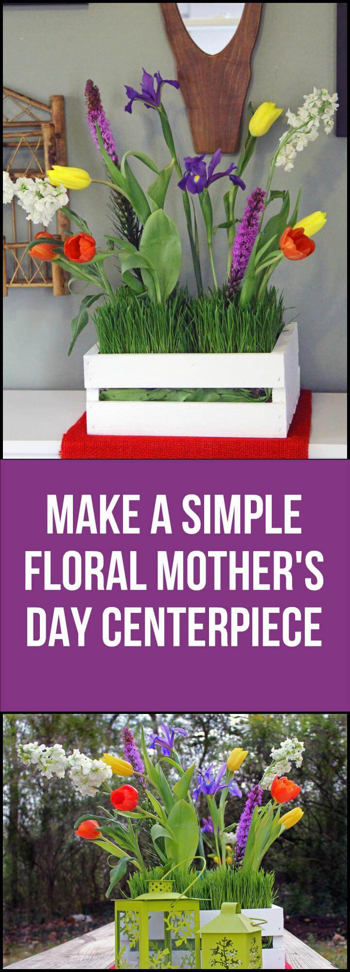 Diy mothers day gifts you can make for your mom