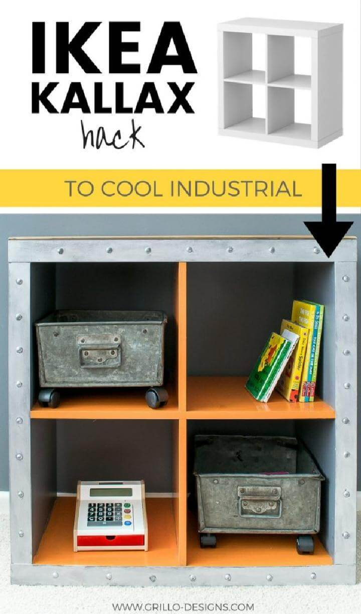 60 Ikea Kallax Shelf Hacks Or Diy Expedit Shelf Page 11 Of 11 Diy Amp Crafts