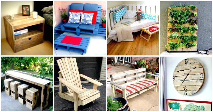 Free Plans For Pallet Wood Projects