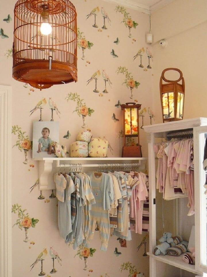 Diy 20 Insanely Genius Ways To Organize Baby Clothes Diy
