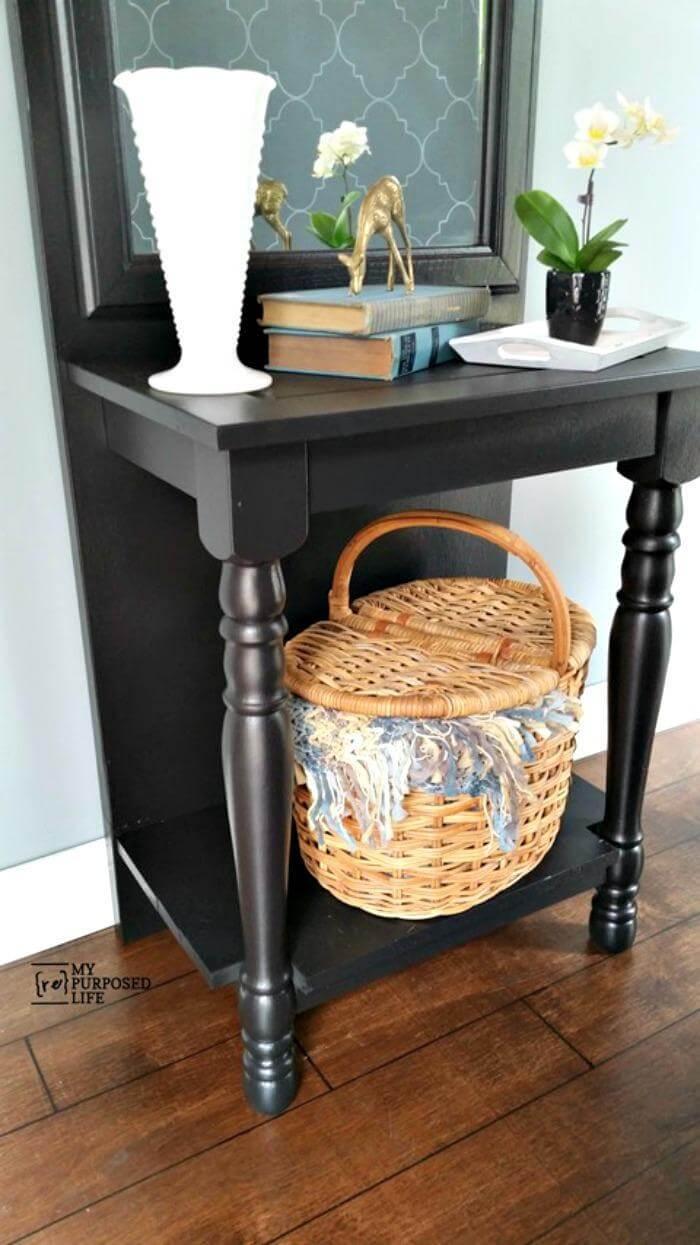 Diy Foyer Table Ideas : Best diy entryway table ideas with tutorials page