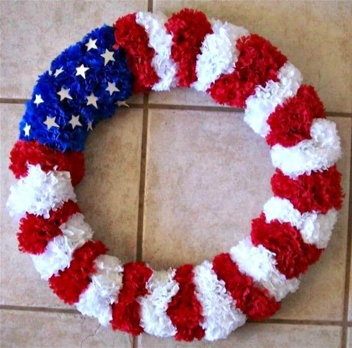 Memorial Day Wreaths Diy Simple