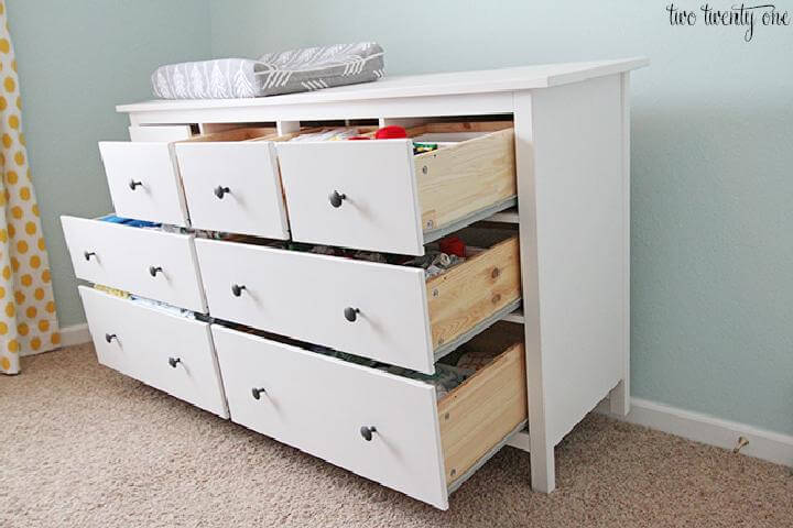 Dresser Organization Drawer Dividers