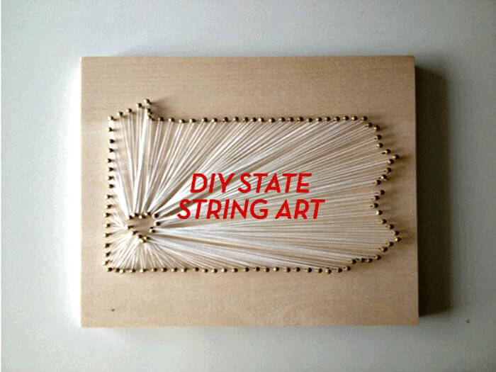 40 most creative diy string art projects you can do page 6 of 6 diy crafts. Black Bedroom Furniture Sets. Home Design Ideas
