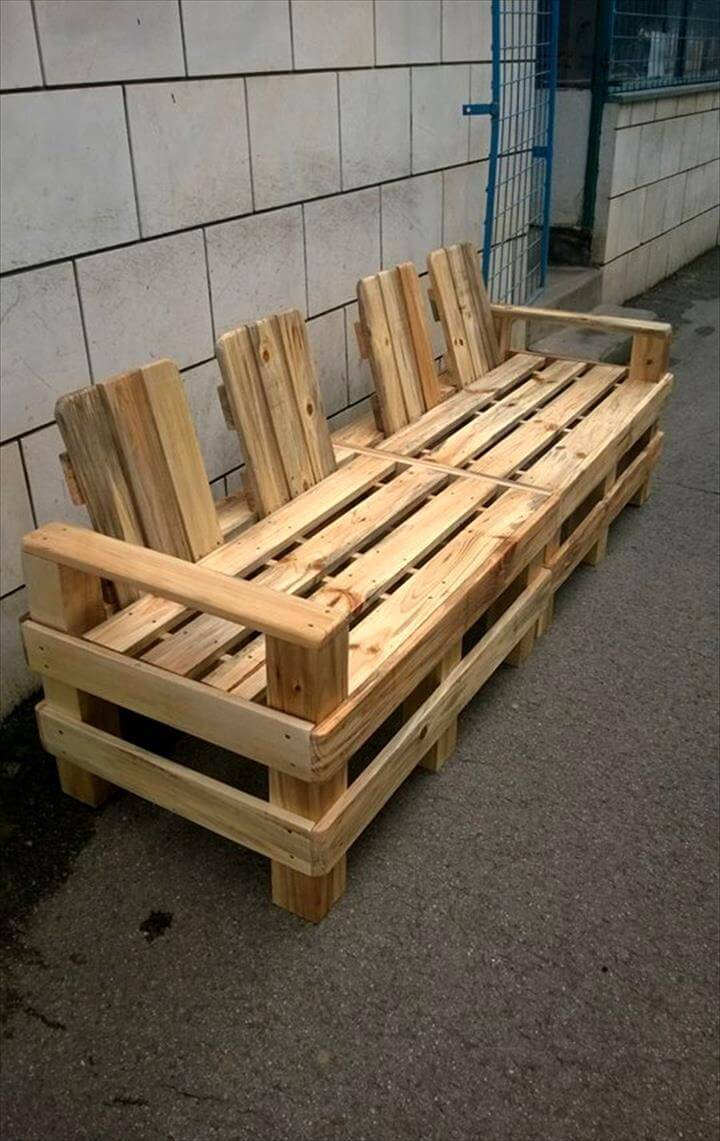150 best diy pallet projects and pallet furniture crafts for Diy crafts with pallets