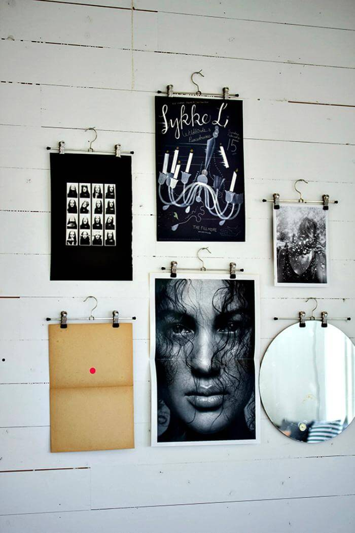 35 best diy poster hangers poster boards or diy picture