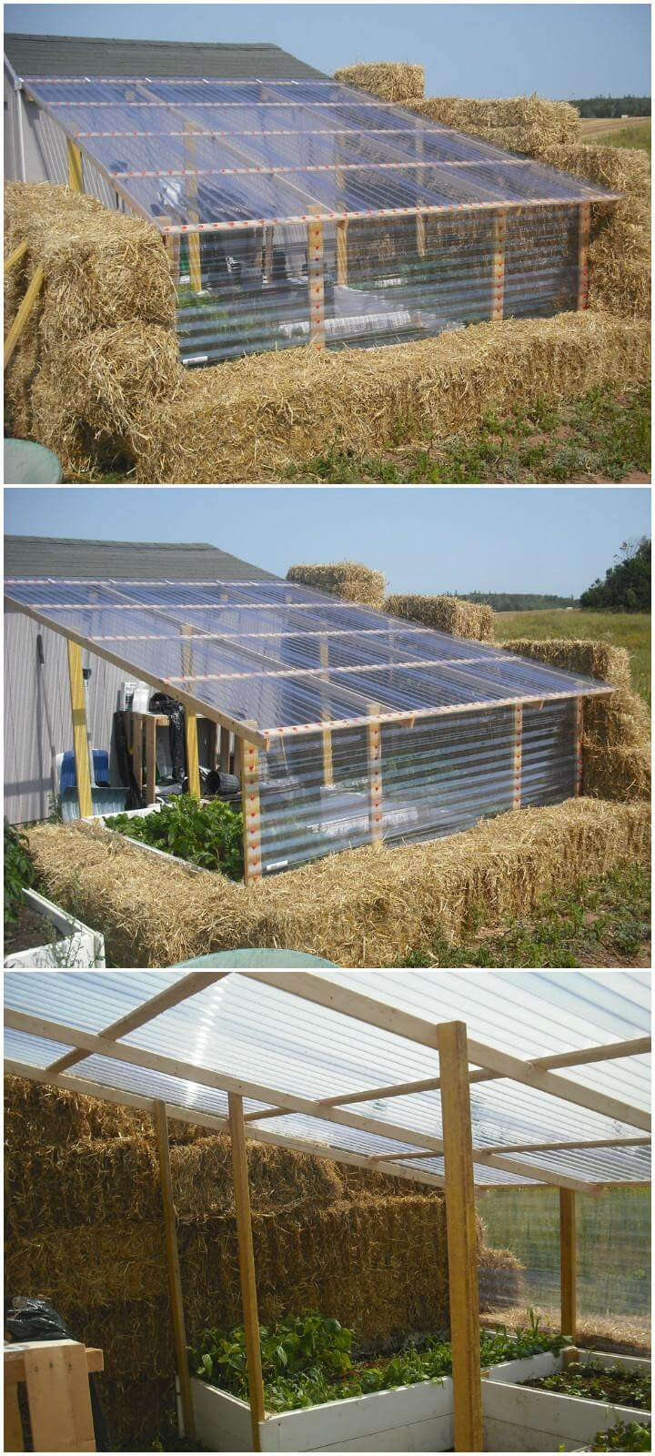 80 diy greenhouse ideas with step by step tutorials for Amazing plans com