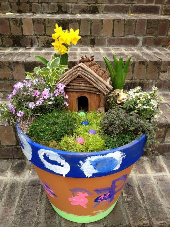 60 best diy fairy garden ideas fairy garden houses page 4 of 6 diy crafts - Fairy garden containers ...