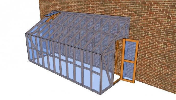 DIY Easy Greenhouse Plan