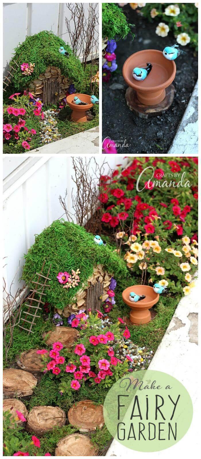 60 Best Diy Fairy Garden Ideas Fairy Garden Houses Diy