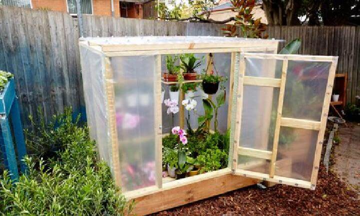 DIY Hand-Built Greenhouse Step-by-Step