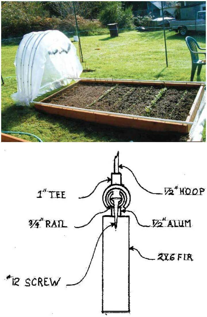 Diy Pvc Shelter : Diy greenhouse ideas with step by tutorials