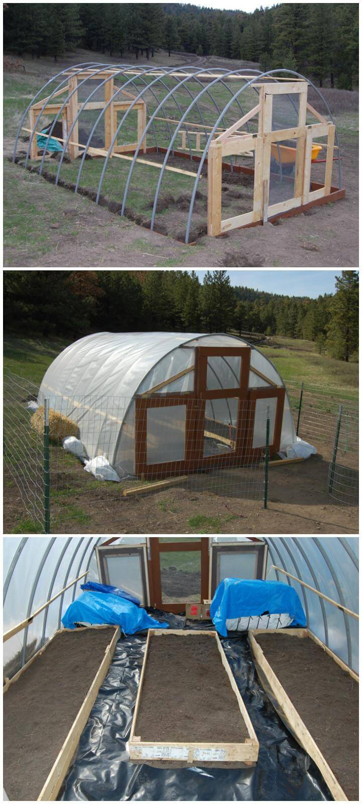 80 diy greenhouse ideas with step by step tutorials