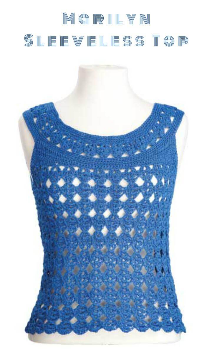 Marilyn Sleeveless Top
