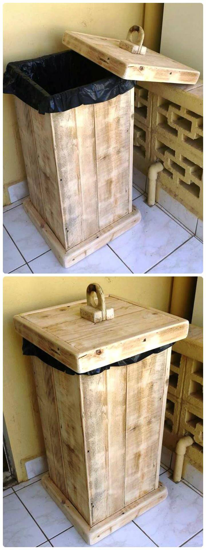 20 best pallet ideas to diy your own pallet furniture for Pallet idee