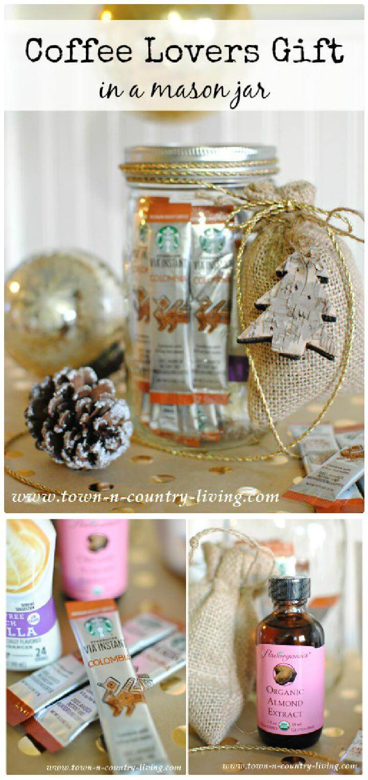 160 diy mason jar crafts and gift ideas page 2 of 17 for Gift ideas for craft lovers