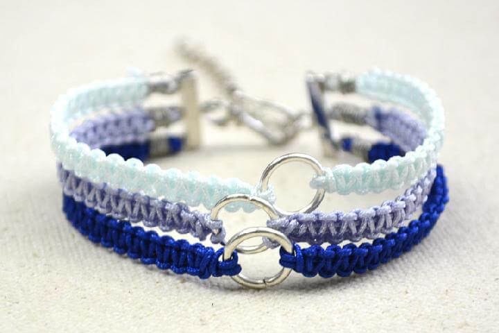 DIY Super Easy but Beautiful Friendship Bracelet