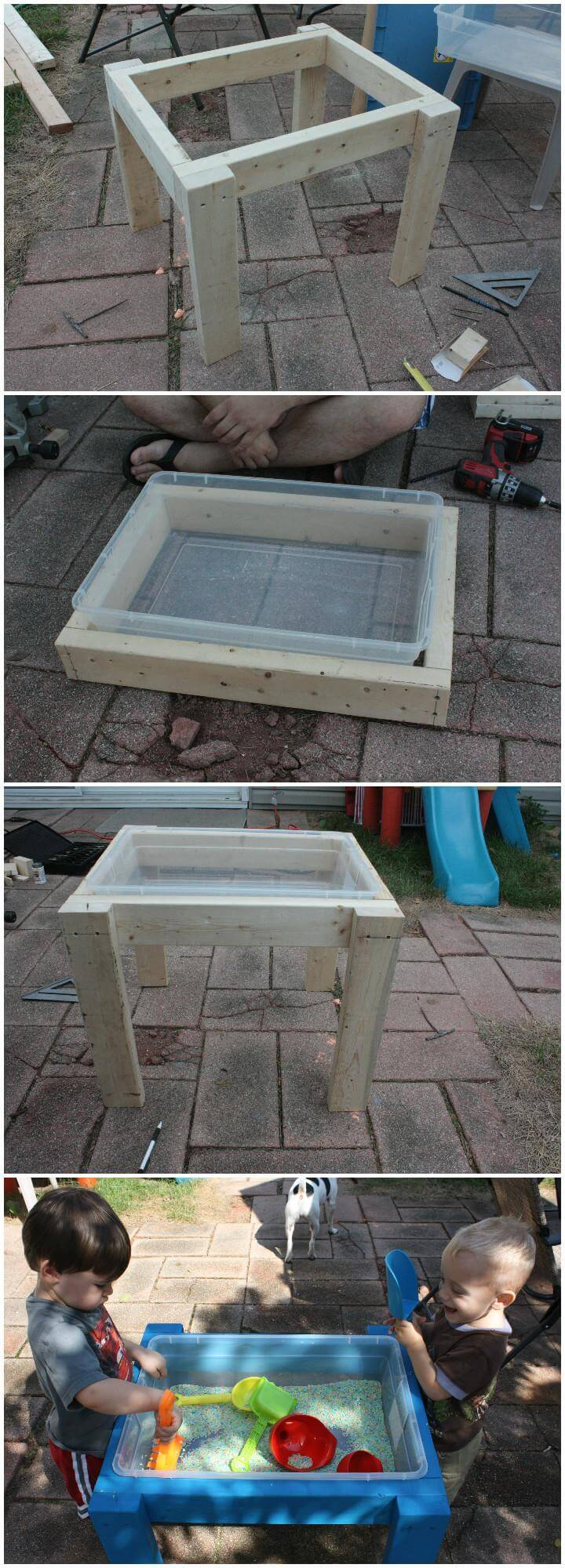 60 Diy Sandbox Ideas And Projects For Kids Page 8 Of 10