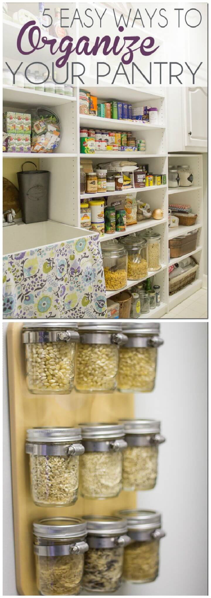 60 Best Pantry Organization Ideas Diy Page 12 Of 12