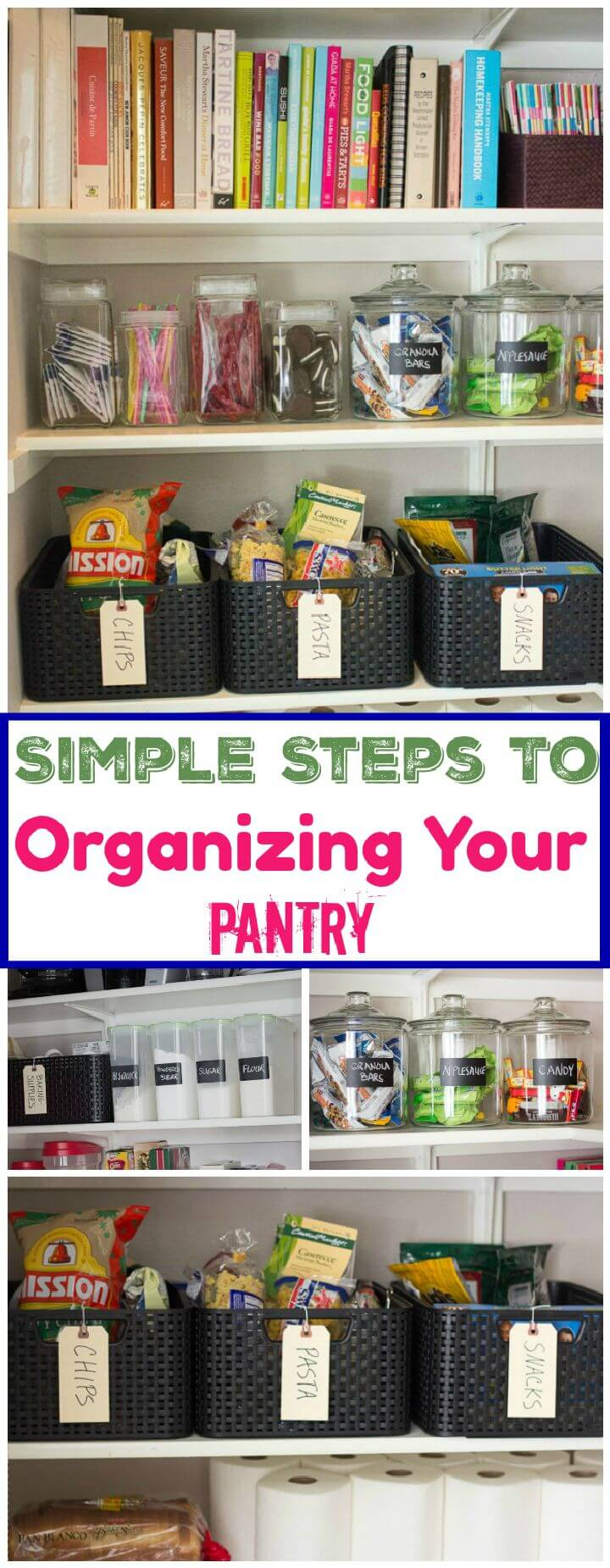 60 Best Pantry Organization Ideas Diy Page 5 Of 12
