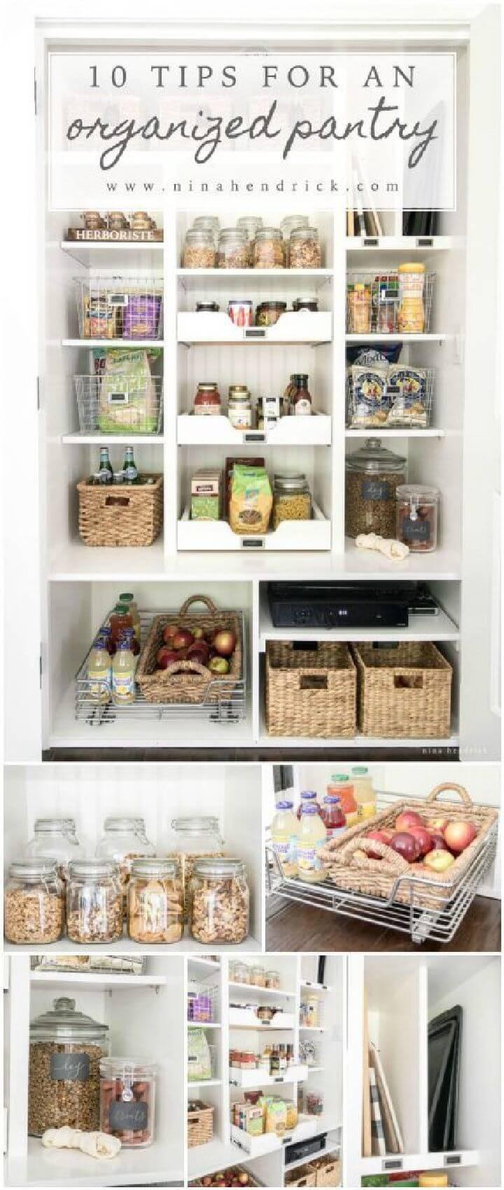 60 best pantry organization ideas - diy - page 4 of 12 - diy & crafts