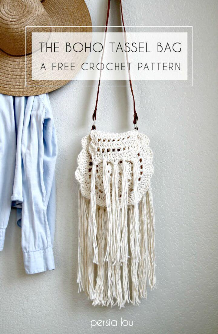 16 Free Crochet Boho And Bohemian Patterns Diy Amp Crafts