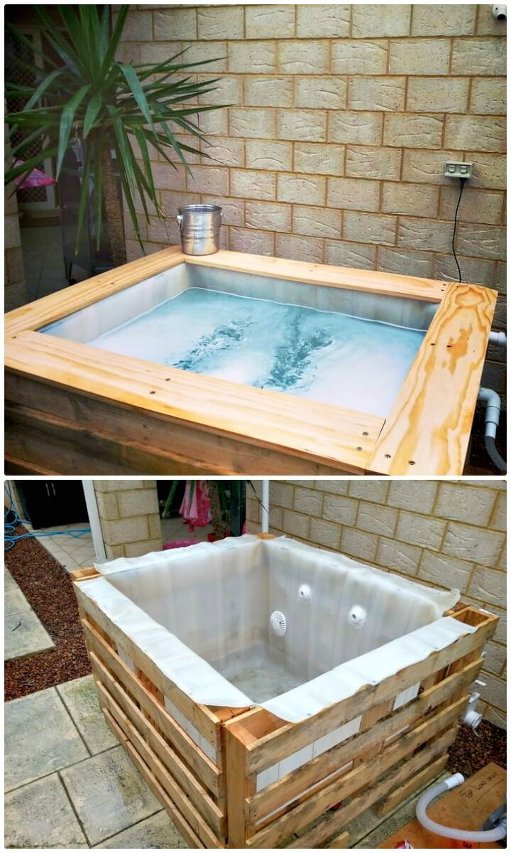 12 low budget diy swimming pool tutorials diy crafts - How to build a swimming pool out of wood ...